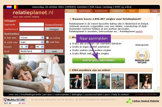 gratis date website Gooise Meren